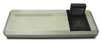 Commodore 64GS (Commodore 64 Games System) wit...