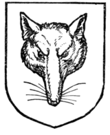 Fig. 345.—A fox's mask.