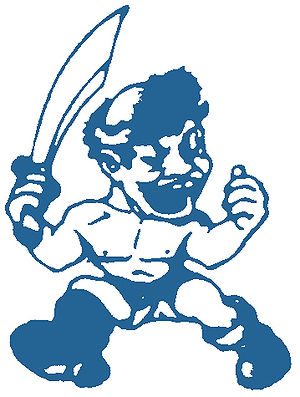 Compton High School - Compton High School Mascot: The Tarbabes.