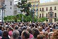 Concentració per les víctimes de l'accident de MetroValència, 3 de juliol de 2014.JPG