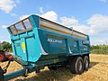 Concours de labour de Boissia - Benne monocoque Rolland Rollspeed 6332 (juil 2018).jpg