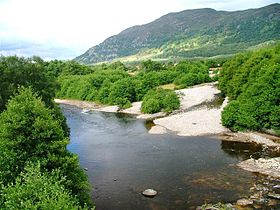 Confluence of the Rivers Spey and Calder - geograph.org.uk - 37359.jpg