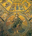 Coppo di Marcovaldo - Mosaic on the vault (detail) - WGA05224.jpg