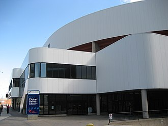 FirstOntario Centre - Image: Copps Coliseum Hamilton
