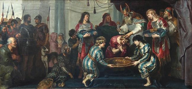 Cornélis de Vos - Le sacre de Salomon.jpg