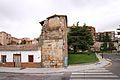Corte tranversal de la muralla de Zamora en la calle Puerta Nueva.jpg