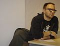 Cory Doctorow UK 2006.jpg