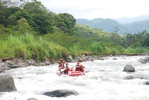 Places to Visit in Costa Rica White Water