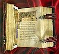 Costantinopoli, vangeli in greco commissionati da anna, 1285 (pluteo 6.28) 03.jpg