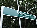 Coulsdon Town station signage.jpg