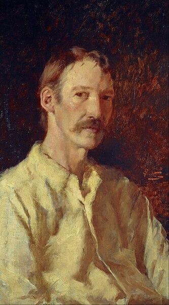 File:Count Girolamo Nerli - Robert Louis Stevenson, 1850 - 1894. Essayist, poet and novelist - Google Art Project.jpg
