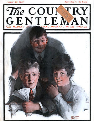 The Country Gentleman - The Country Gentleman magazine, April 20, 1918