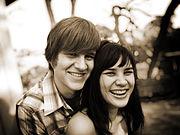 若いカップルの一例