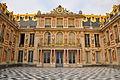 Cour de Marbre du Château de Versailles October 5, 2011.jpg