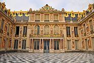 Cour de Marbre du Château de Versailles October 5, 2011