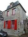 Coutances - Ancienne sous-prefecture, sur rue.JPG