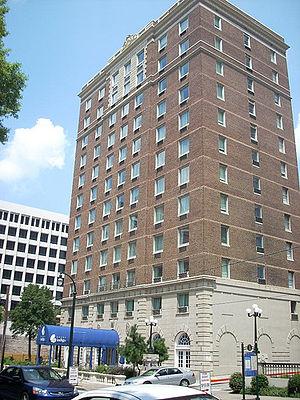 Francis Palmer Smith - Cox-Carlton Hotel (1925)