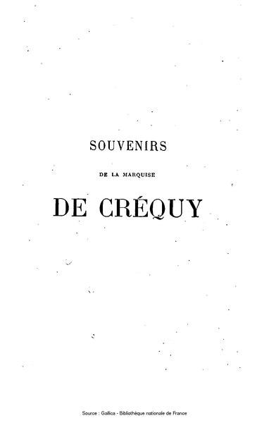 File:Créquy - Souvenirs, tome 8.djvu