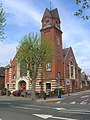 Cricklewood Methodist Church, Anson Road at the Junction with Sneyd Road - geograph.org.uk - 412750.jpg