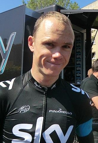 2015 Tour de France - Image: Critérium du Dauphiné 2013 4e étape (clm) 3 (cropped)