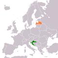 Croatia Latvia Locator.png