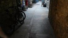 Датотека:Croatia Trogir old town fast track.webm