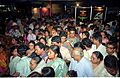 Crowd - Dinosaurs Alive Exhibition - Science City - Calcutta 1995-June-July 534.JPG