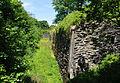 Crownhill Fort ditch.jpg