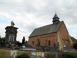 The church of Crupilly