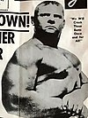 Crusher - 2 November 1968 - Chicago Wrestling Club Newsletter Recto.jpg