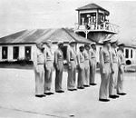 Cuero Army Airfield - Parade Reviewing Officers.jpg