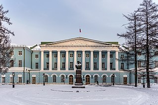 Central House of Officers of the Russian Army