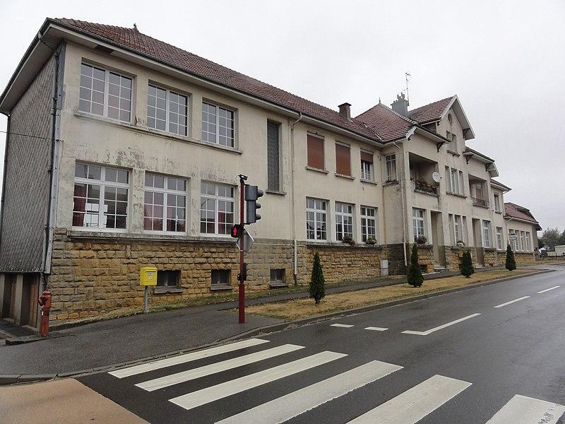Cutry (Meurthe-et-M.) école