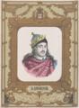 D. Affonço II (Colecção de Reis e Rainhas de Portugal, séc. XIX).png