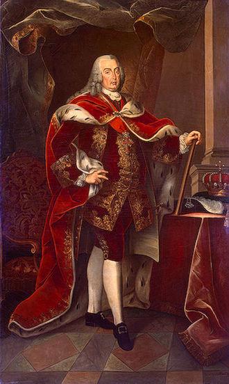Enlightened absolutism - Image: D. José I de Portugal