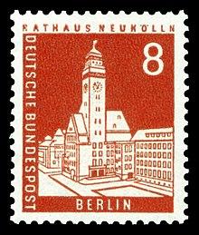 Berliner Stadtbilder Briefmarkenserie Wikipedia