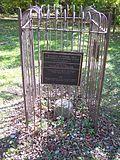 Banneker (Benjamin) SW-9 Intermediate Boundary Stone