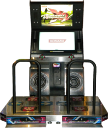 Dance Dance Revolution X2 - Wikipedia