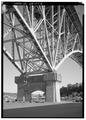DETAIL OF NORTH PIER - Aurora Avenue Bridge, Spanning Lake Washington Ship Channel, Seattle, King County, WA HAER WASH,17-SEAT,12-8.tif