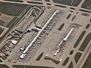 DTW aerial