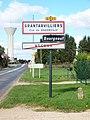 Dadonville-FR-45-panneau d'agglomération-Grantarvilliers-01.jpg