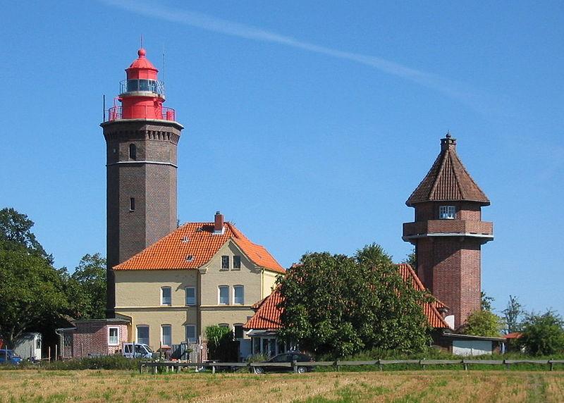 File:Dahme-Ostsee-Leuchtturm-sommer.jpg