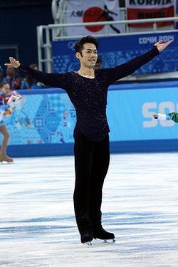 Daisuke Takahashi at the 2014 Olympics.jpg