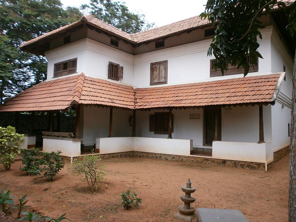 Kerala House Interior Design Seen Below