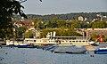 Dampfschiff Stadt Rapperswil - Bürkliplatz - General-Guisan-Quai 2014-09-07 18-57-14.JPG