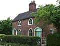 Damson Cottage, The Smithies, Shropshire - geograph.org.uk - 456667.jpg