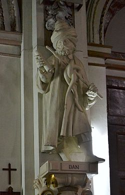 Dan, església de sant Joan del Mercat de València.JPG