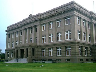 Cameron County Courthouse (1914) United States historic place