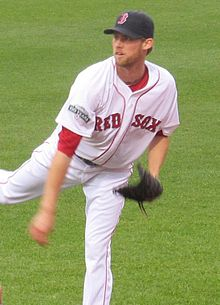 Daniel Bard, Fenway Park Boston 2012 05 29.jpg