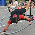Daniel Craig of The Street Circus at the 2018 Waterloo Busker Carnival 08.jpg